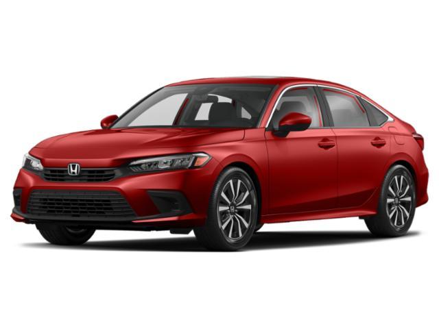 2022 Honda Civic EX CVT