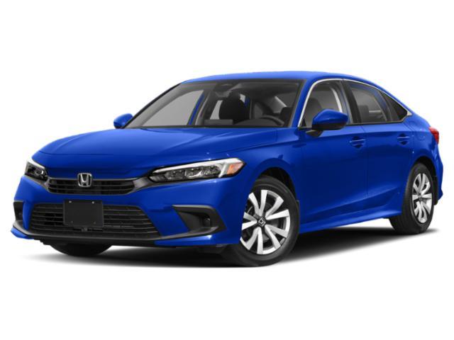 2022 Honda Civic LX CVT