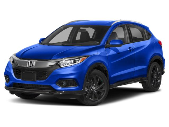 2022 Honda HR-V Sport 2WD CVT