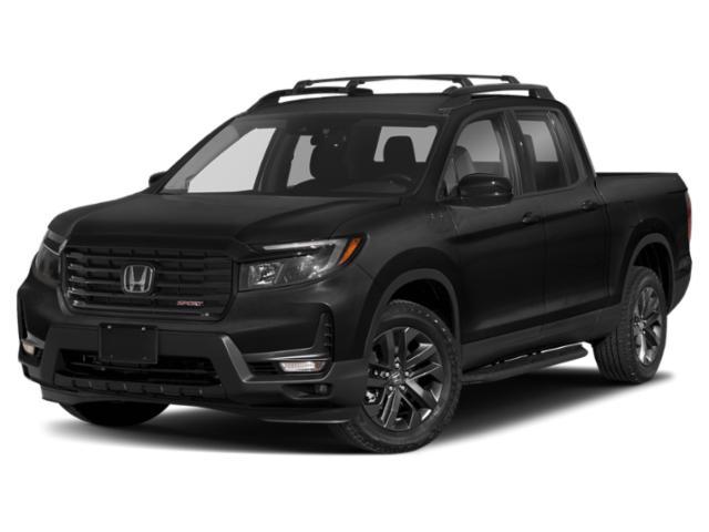2022 Honda Ridgeline Sport AWD