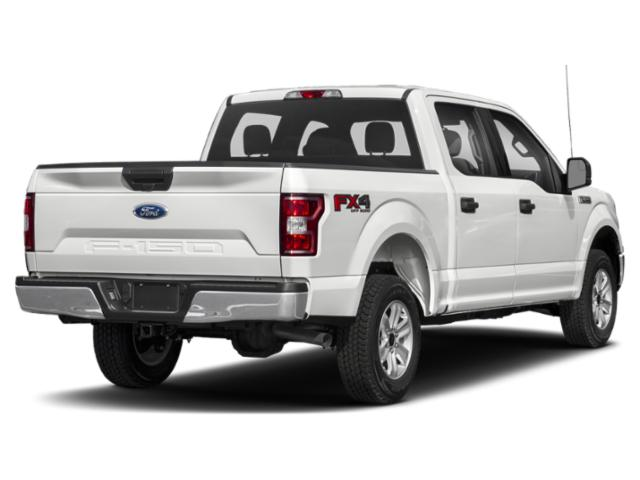 2018 Ford F-150 XLT 4WD SuperCrew 5.5 Box