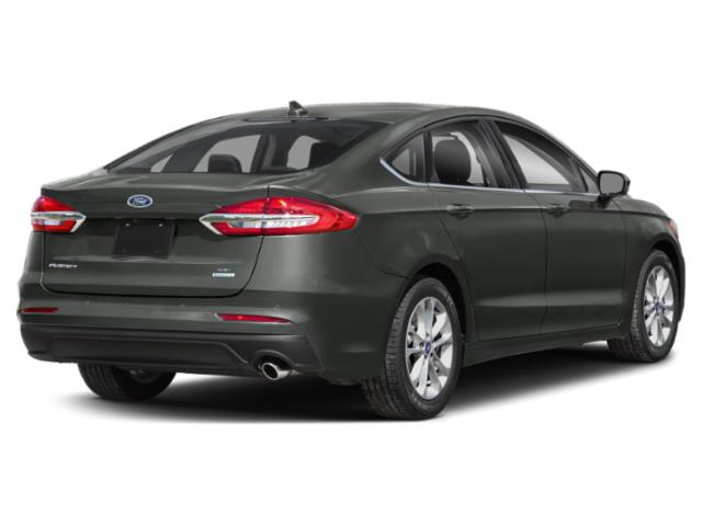 2019 Ford Fusion SEL FWD