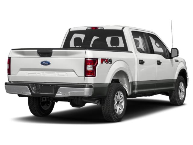 2019 Ford F-150 XLT 2WD SuperCrew 5.5 Box
