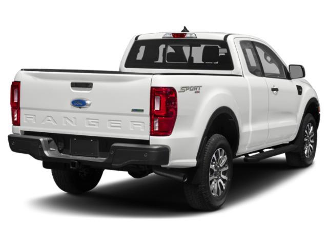 2019 Ford Ranger PK 4X2 2DR SC