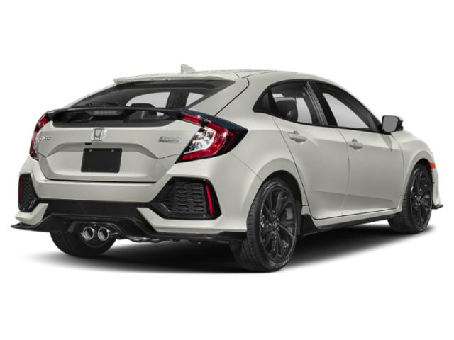 New 2019 Honda Civic Sport Touring Cvt Hatchback Sacramento