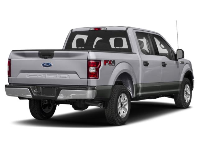 2020 Ford F-150 XLT 2WD SuperCrew 5.5 Box