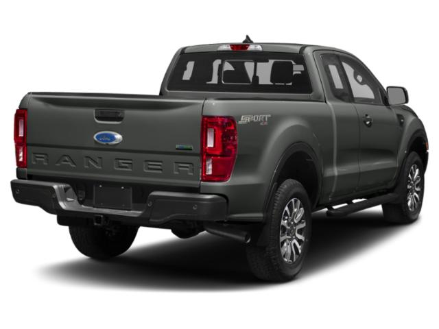 2020 Ford Ranger XLT 2WD SuperCab 6 Box