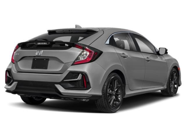 2020 Honda Civic EX CVT Hatchback