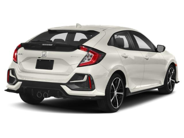 2020 Honda Civic Sport CVT Hatchback