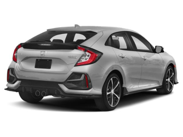 2020 Honda Civic Sport Touring CVT Hatchback