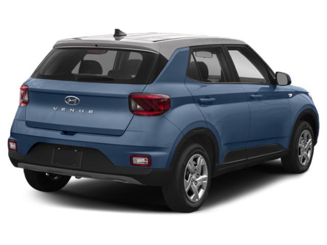 2020 Hyundai Venue Ultimate w/Denim Interior