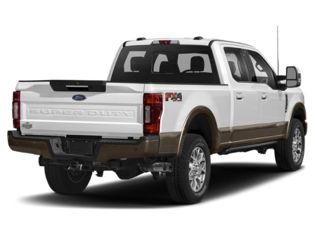 2021 Ford Super Duty F-350 SRW King Ranch 4WD Crew Cab 8 Box
