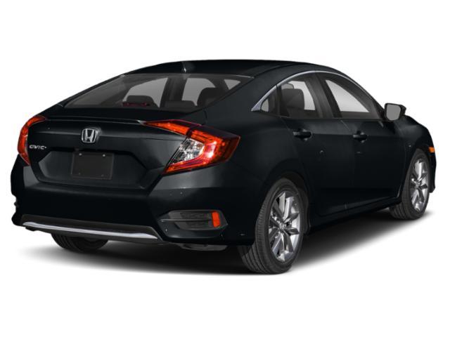2021 Honda Civic EX CVT Sedan