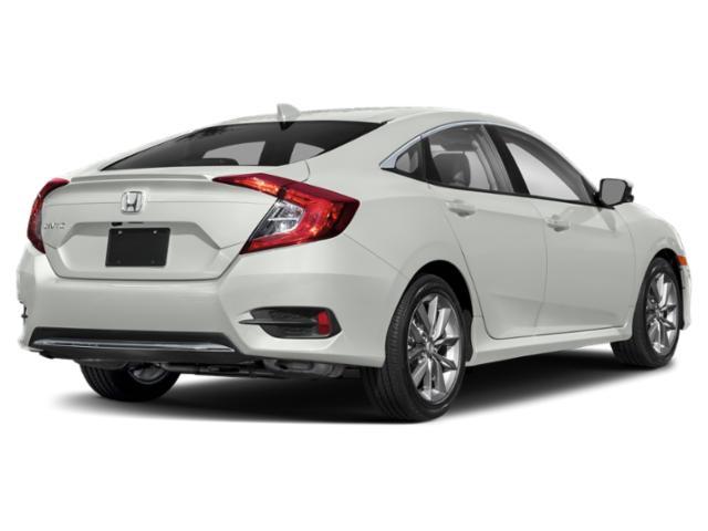 2021 Honda Civic EX-L CVT Sedan
