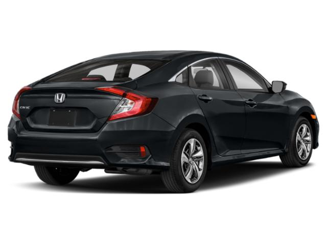 2021 Honda Civic LX CVT Sedan