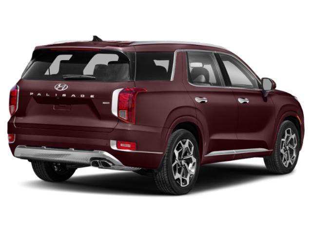 2021 Hyundai PALISADE AWD 3.8L ULTIMATE AUTO 7-Pass (PREM PAINT)