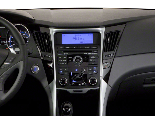 2012 Hyundai SONATA GL