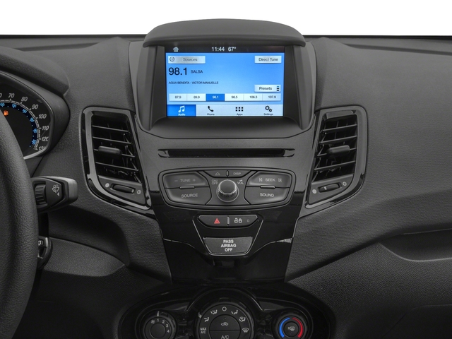 2018 Ford Fiesta S Hatch