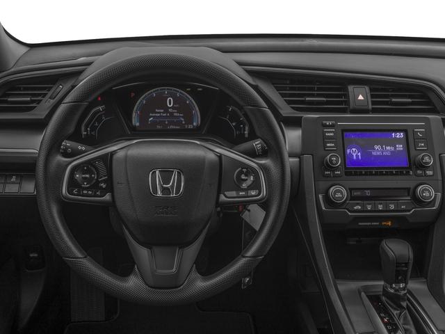 2018 Honda Civic SE CVT Sedan