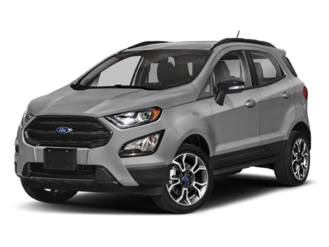 2019 Ford EcoSport Titanium 4WD  - Leather Seats - $185 B/W