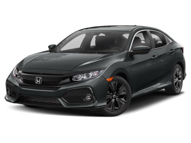 2019 Honda Civic Sport CVT Coupe