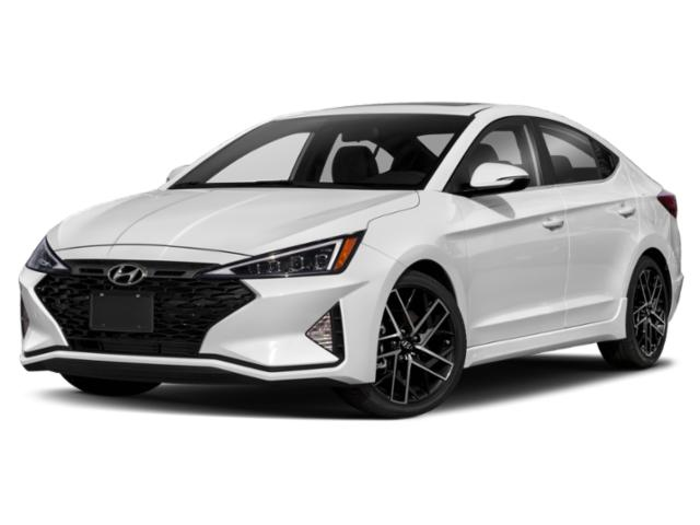 New 2020 Hyundai Elantra Preferred w/Sun & Safety Package