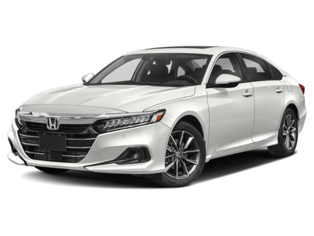 2021 Honda Accord EX-L 1.5T CVT Sedan