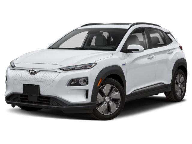2021 Hyundai KONA EV 64KWH FWD PREFERRED (PEARL PAINT)