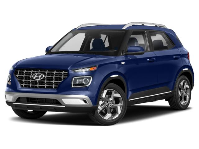 2021 Hyundai VENUE FWD G1.6L PREFERRED IVT (PREMIUM PAINT)