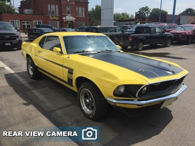 1969 Ford Mustang Boss 302  Numbers matching!!