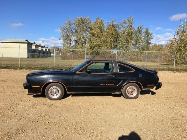 1978 Ford Mustang UNKNOWN