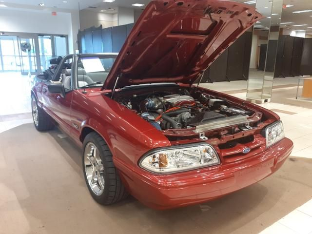 1993 Ford Mustang 2dr Convertible LX 5.0L
