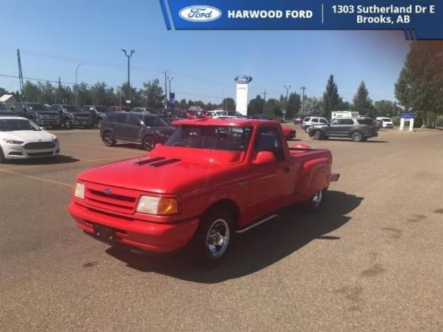 1994 Ford Ranger XLT-AUTOMATIC-A/C-POWER MIRRORS