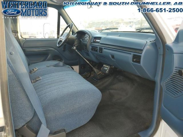1996 Ford F-350 Chassis Cab REG CAB WITH FLAT DECK
