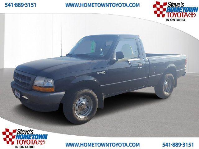 2000 Ford Ranger for Sale in Ontario | Hometown Toyota | VIN