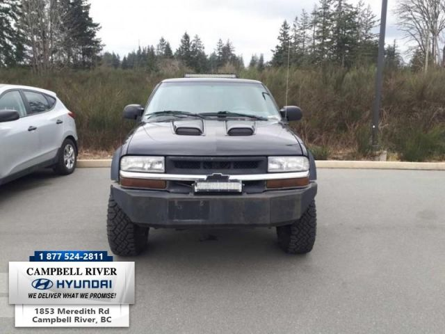 2001 Chevrolet S-10 Pickup S10  PARTS ONLY
