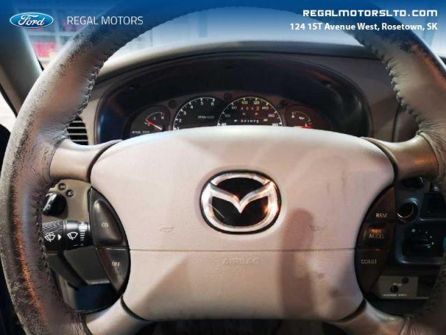 2001 Mazda B-Series Pickup SE