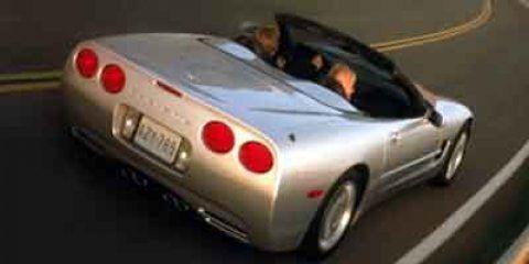 2003 Chevrolet Corvette 2DR CONV
