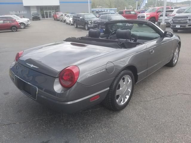 2003 Ford Thunderbird 2dr Convertible Premium