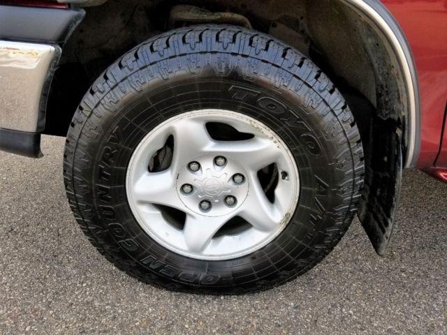 2003 Toyota Tundra 2WD Access Cab V8