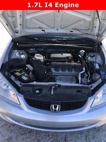 2004 Honda Civic Cpe Si