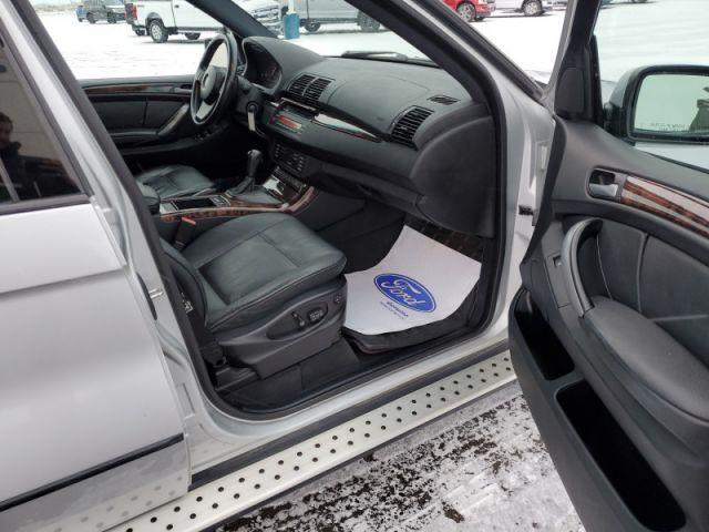 2005 BMW X5 4.4L V8