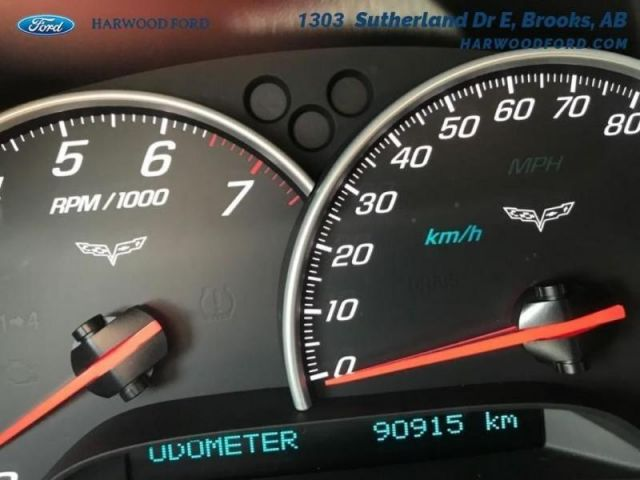 2005 Chevrolet Corvette de base