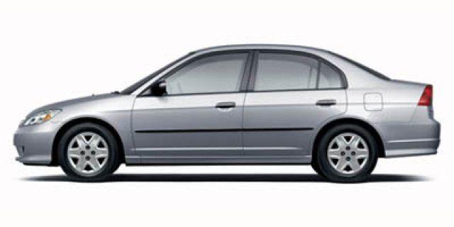 2005 Honda Civic Sdn VP SSRSv