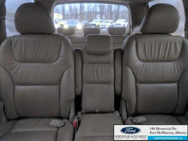 2005 Honda Odyssey EX-L  - Air - Rear Air - Tilt