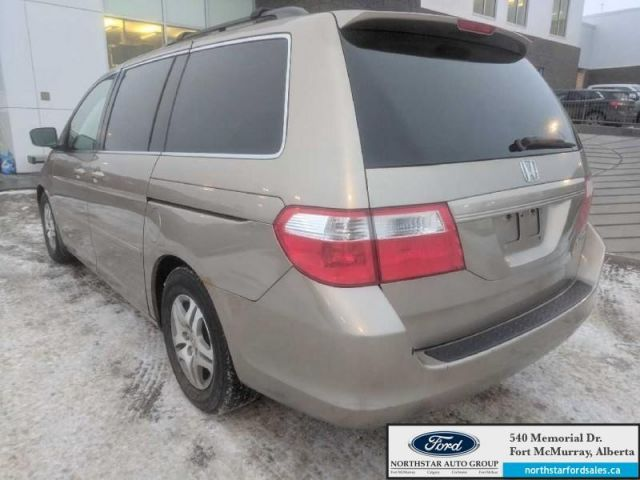 2005 Honda Odyssey EX-L  |3.5L|Leather Seats|Heated Seats