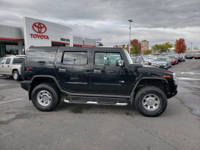 2005 Hummer H2 For Sale In Ontario Hometown Toyota Vin