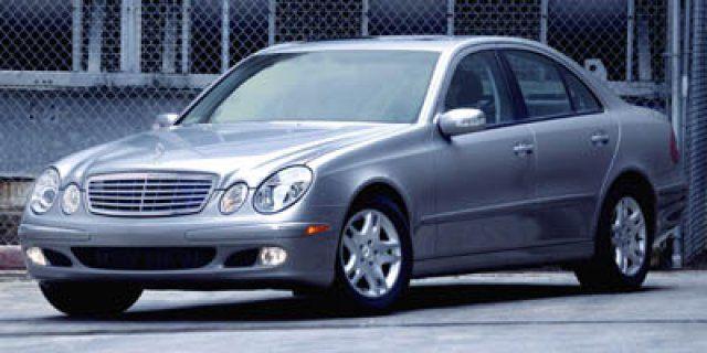 2005 mercedes benz e class 1244547053
