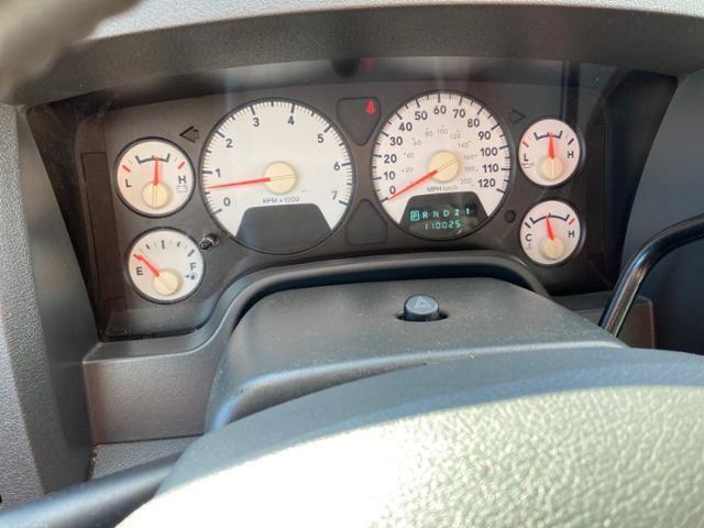 2007 Dodge Ram 1500 4WD Reg Cab 120.5 ST
