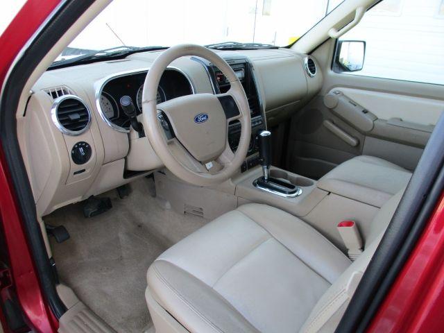 2007 Ford Explorer 4WD 4.0L XLT